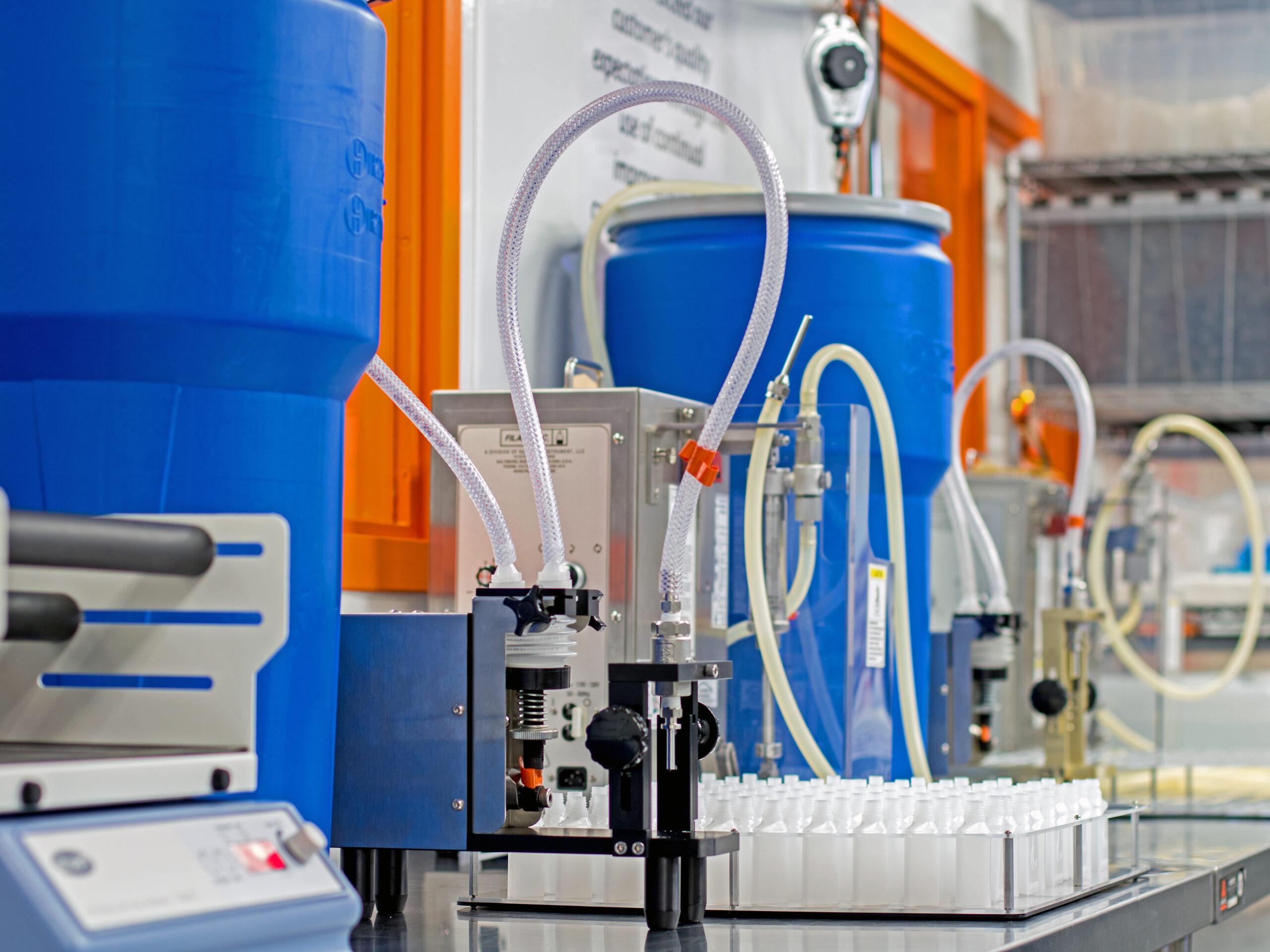 Mister-E-Liquid vape juice pumps