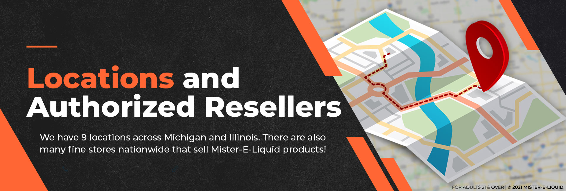 Retail Locations and Authorized Resellers